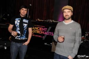 Ancient Astronauts @ W Hotel 1 (by Daniel Swartz)